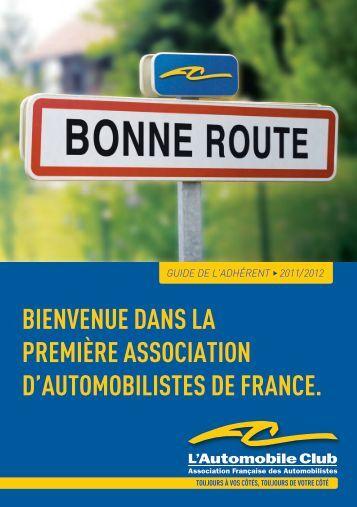 passages piétons - Actions de prévention - Automobile Club ...