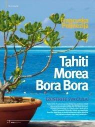 Francuska Polinezija - Travel Magazine