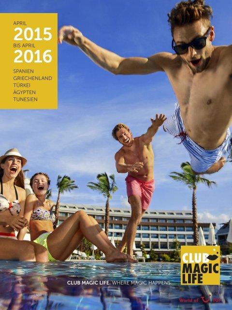 Club Magic Life - 2015-2016