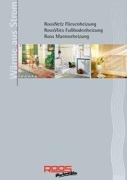 Wärme aus Strom - Roos GmbH