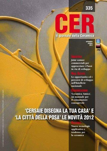 'la Città della posa' le novità 2012 - Pool.mo.it