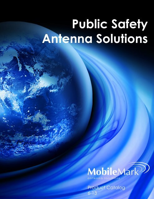 Public Safety Antenna Solutions - Mobile Mark