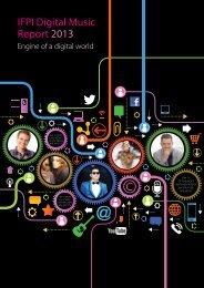 IFPI Digital Music Report 2013 - IFPI Austria