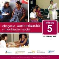 modulo 5 comunicacion social - Departamento de Medicina Interna ...
