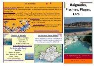 Fiches plans d'eaux, lacs, plages, piscines.pub - Un coin Tranquille ...