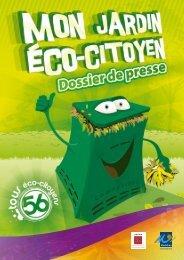 Mon jardin éco-citoyen - Conseil général du Morbihan