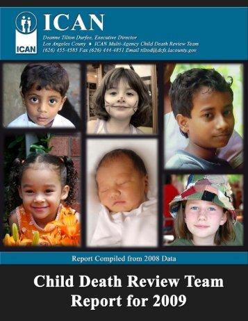 2009 - ICAN Associates