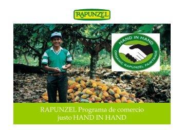 Presentación programa HIH - Rapunzel