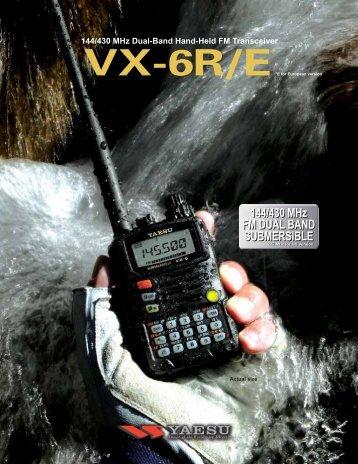 Download Brochure - Yaesu