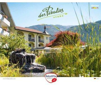 ParaDies - Dolce Vita Hotels Südtirol