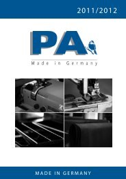 MADE IN GERMANY - PA-Accessoires