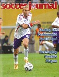 Soccer journal November-December - National Soccer Coaches ...