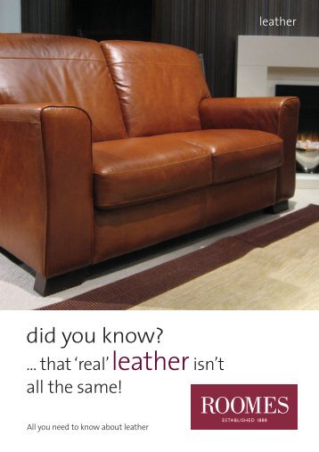 did you know? -  Roomes