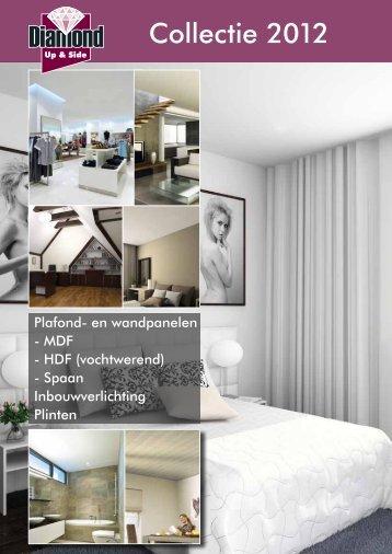 HDF panelen - Roommade