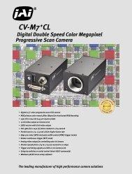 CV-M7+CL - Image Labs International