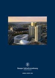 ANNUAL REPORT 2009 - paperJam