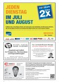 Ausgabe 5, Juli 2013 - Quartier-Anzeiger Archiv - Page 6