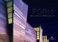 FORM an idea FORM an impression FORMAWALL® the ... - CENTRIA