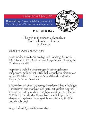 Einladung Ian Fleming Ski Challenge (pdf, 309 KB)