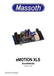 eMOTION XLS - von Bea und This