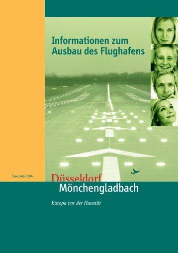 Informationen zum Ausbau des Flughafens - Immo-mg.de