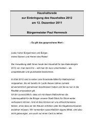 Zur Ansicht des PDF-Dokument bitte diese Zeile anklicken - CDU ...