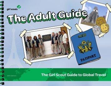 International Travel Toolkit - Girl Scouts of Northeastern New York