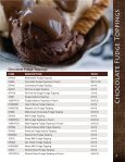 Chocolate Fudge Toppings - Perkins - Page 3