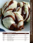 Chocolate Fudge Toppings - Perkins - Page 5
