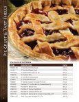 Chocolate Fudge Toppings - Perkins - Page 6