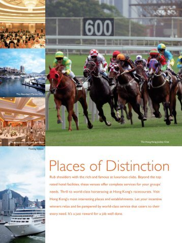 Places of Distinction - Discover Hong Kong