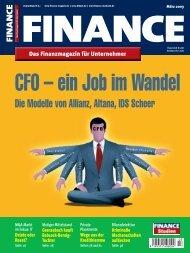 Finance - März 2003 - Klein & Coll.