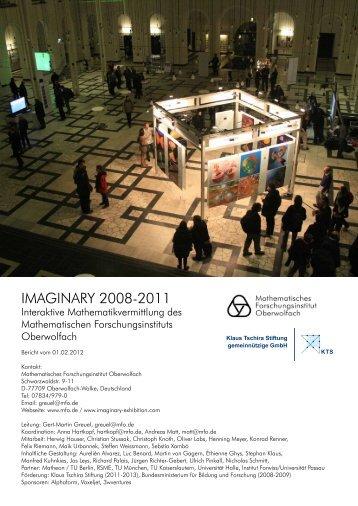 IMAGINARY 2008-2011