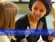 Financial Statements and Required Supplemental Information