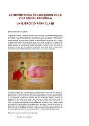 importancia de los bares en la vida social española. - TodoEle.net