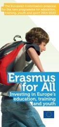 Erasmus for all.pdf - European Commission - Europa