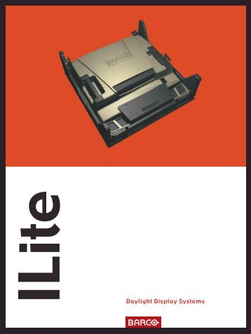 ILite Daylight Display Systems - Dimasa
