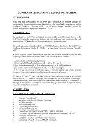 Consenso sobre Linfomas - Sociedad Argentina de Dermatología