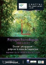 Dossier pédagogique - Haute-Marne