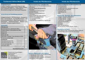 HM - Polytechnische Schule Bregenz