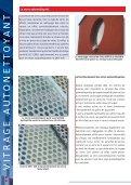 mastics pour le vitrage autonettoy ant - Verre Autonettoyant : SGG ... - Page 2