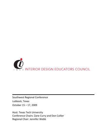 2009 Regional Conference Proceedings