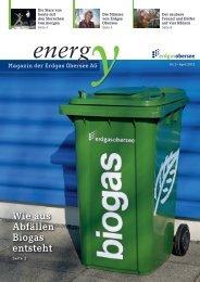 energy - Erdgas Obersee AG