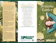 Pollen, Seasonal, & Other Stresses Brochure - Standard Process