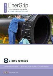 Viking Johnson LinerGrip Brochure