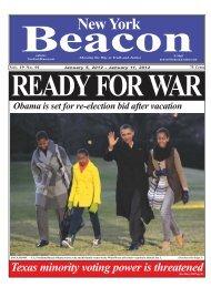 Week 1 - New York Beacon