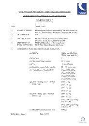 BM14 - Civil Aviation Authority