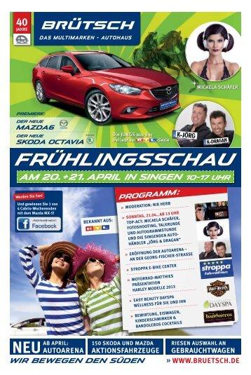 als PDF - Autohaus Brütsch GmbH