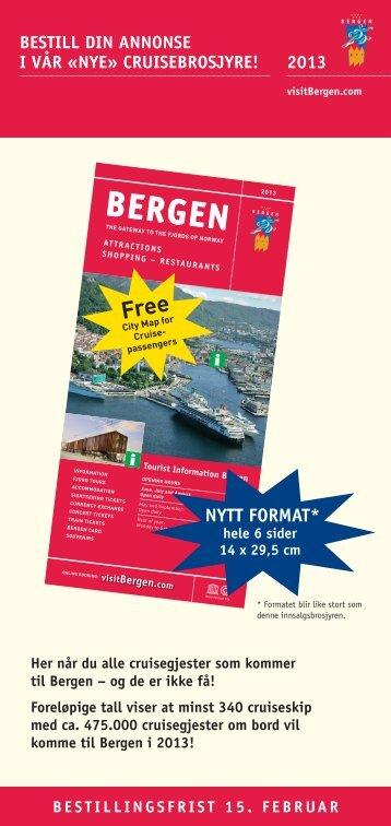Last ned salgsprospekt for cruisebrosjyren - visitBergen