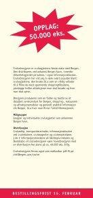 Last ned salgsprospekt for cruisebrosjyren - visitBergen - Page 3
